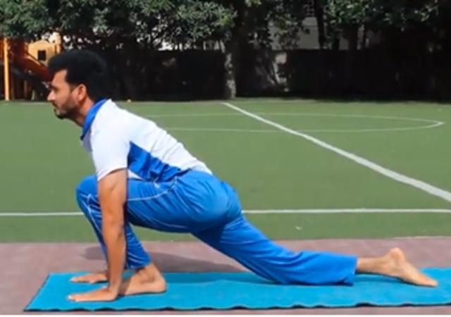 International Yoga Day Celebrations -2020